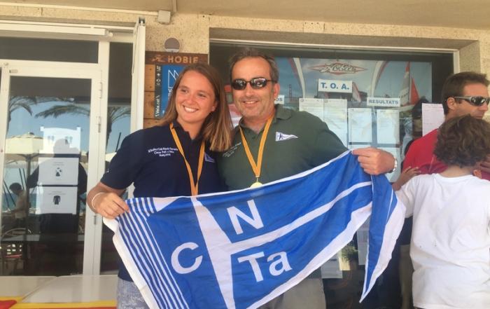 Fita històrica dels patinaires de Tamariu en el Campionat de Catalunya