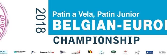 Copa d'Europa 2018 Classe Patí a Vela